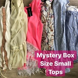 Mystery Box || Size Small Tops